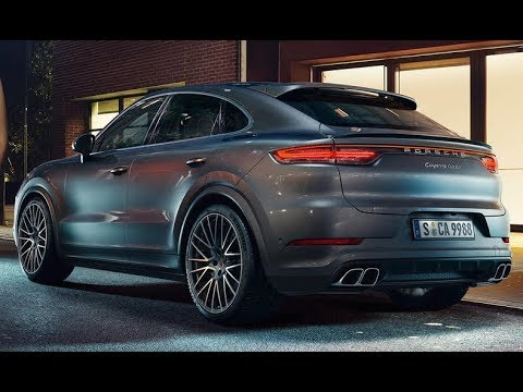2020 Porsche Cayenne Turbo Coupe – Interior, Exterior and Drive