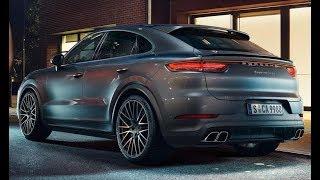 2020 Porsche Cayenne Turbo Coupe – Interior, Exterior and Drive
