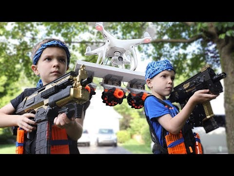 Thumbnail: Nerf War: Payback Time 16