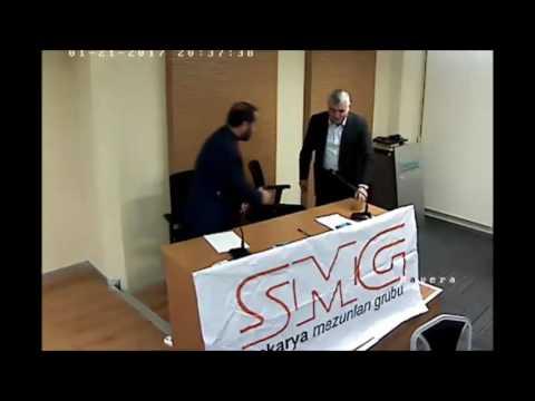 Prof. Dr. Nihat İnanç - Sakarya Mezunlar Grubu- Tecrübe Paylaşımı 21.01.2017