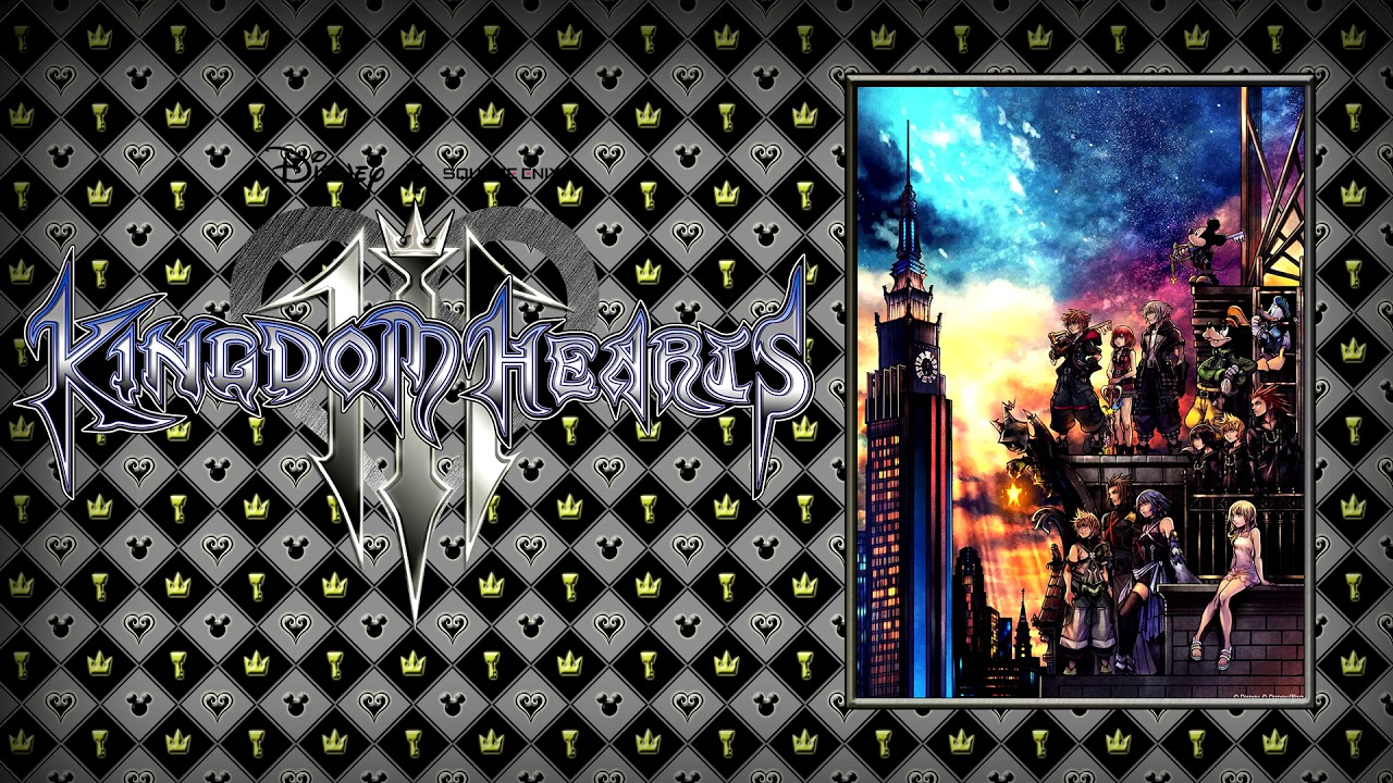 Kingdom Hearts 3 -Enter The Darkness- Extended [Re-upload]