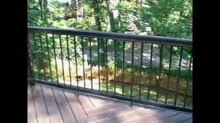 Timbertech Deck And Railing