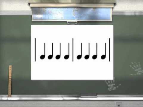 Rhythm I - Quarter Note/Rest