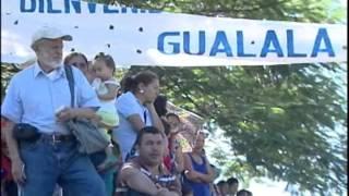 EL GUANCASCO ENTRE ILAMA,CHINDA Y GUALALA - RAFAEL PLATERO
