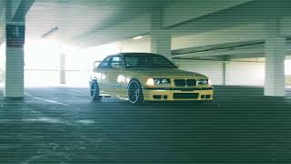 E36 M3 on Airbags