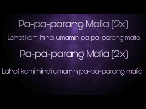 Bugoy na Koykoy - Parang Mafia feat. Oj River Lyrics (Audio HQ)