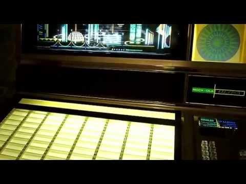 Rock Ola 437 Ultra Jukebox Sold Youtube
