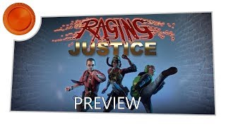 Preview - Raging Justice - Xbox One