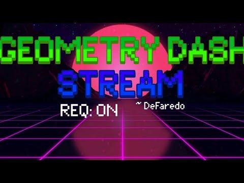 Geometry Dash Стрим, проходим Clubstep. [REQ: ON] ~DeFaredo