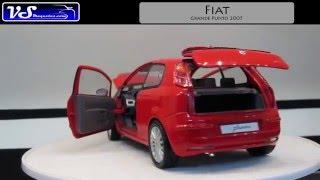 Fiat Grande Punto 2005 - Motorama - Escala 1:24
