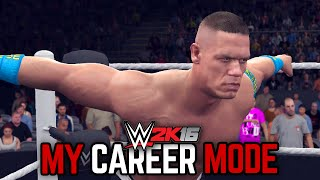 "WWE 2K16 My Career Mode - Ep. 38 - ""ONE MAN LEFT!!"" [WWE MyCareer PS4/XBOX ONE/NEXT GEN Part 38]"