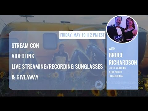 Streamcon is Free? Live NDI Demo vMix, Livestream & TriCaster, plus a studio tour in Canada