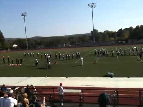 Northampton Area Middle School Marching Band