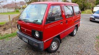 Introducing my 1989 Suzuki Super Carry Van!