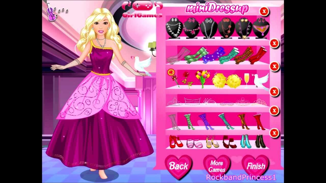 Free Online Barbie Restaurant Games
