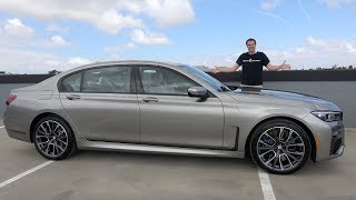 Download The 2020 BMW 750i Is BMW's New Flagship Luxury Sedan Mp3 and Videos