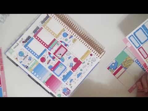 Plan With Me - Explore Mini Kit The Paper Llama