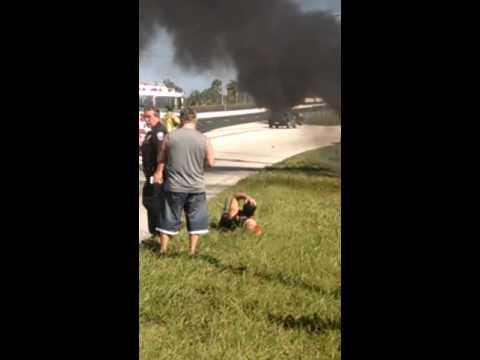 Car accident Palmetto, FL 10/20/15 pt. 2