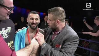 Elgun Khanoghlanli VS Joseph Volpe King of the Ring 4