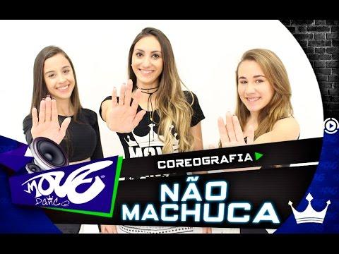 MC Livinho - Não Machuca (PereraDJ) - Move Dance Brasil - Coreografia