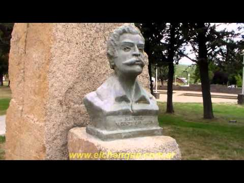 «Monumento al Maestro Vicente Calderón -Cholila 2014-»