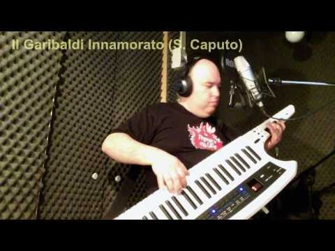 Il garibaldi innamorato -  Sergio Caputo - liveinstudio con ax synth