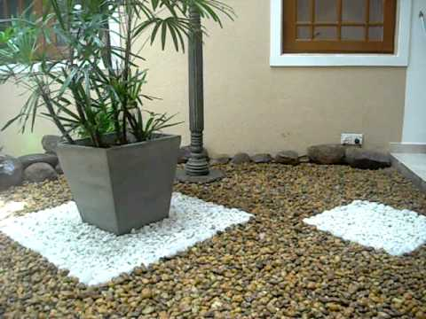 Sri lanka waterfall designing water features youtube for Home landscape design sri lanka