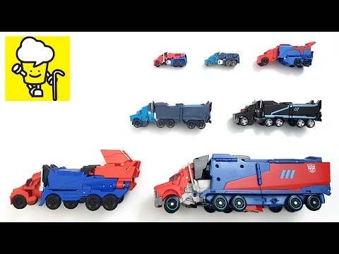 Transformer Optimus Prime robot toys for kids トランスフォーマー 變形金剛