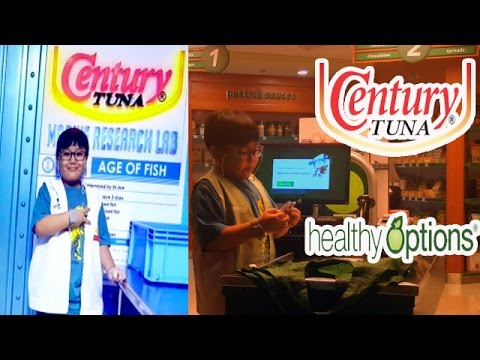 Marine Conservationist ~ Healthy Options Supermarket at Kidzania Manila