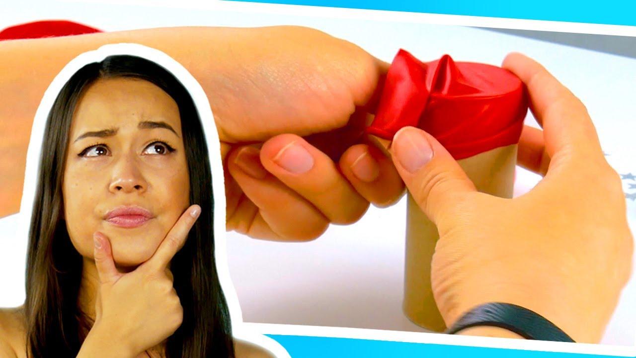 Canon à confettis avec un ballon : 12 astuces surprenantes avec des ballons