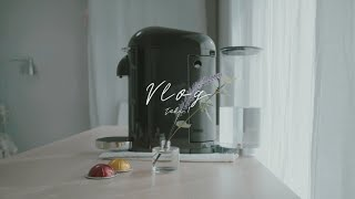 Cinematic Vlog | 커피로 시작하는 일상. …