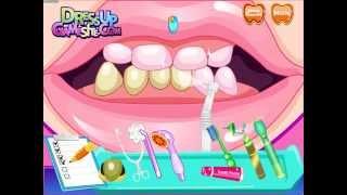 Вarbie Dental Surgery (лечение зубов Барби) - прохождение игры