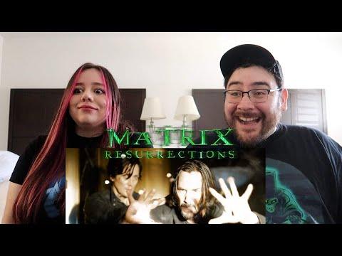The Matrix RESURRECTIONS - The Matrix 4 Trailer Reaction / Review - Видео онлайн