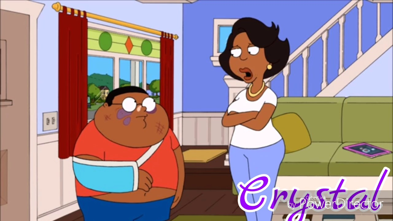 The Cleveland Show Funny Moments