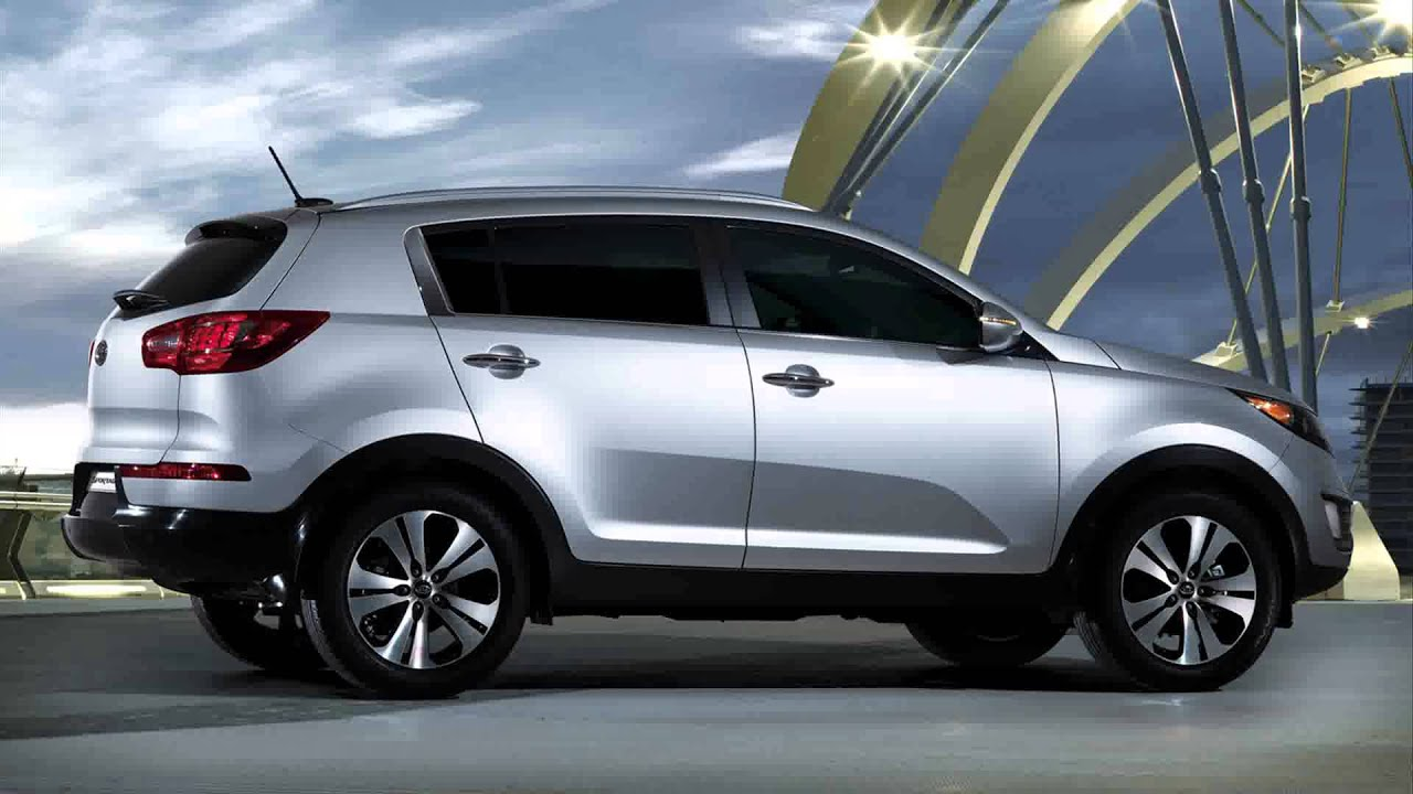 2015 model kia sportage facelift youtube. Black Bedroom Furniture Sets. Home Design Ideas