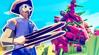 NEW SURVIVORS FACTION vs ZOMBIES! - TABS Early Access Release (Totally Accurate Battle Simulator)