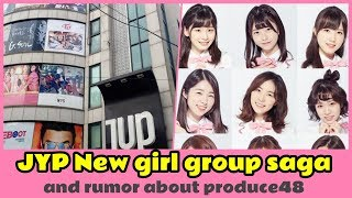 [Rumor] JYP New girl group saga and rumor about produce48