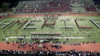 11 03 2017 PHS OHS Combined Bands God Bless