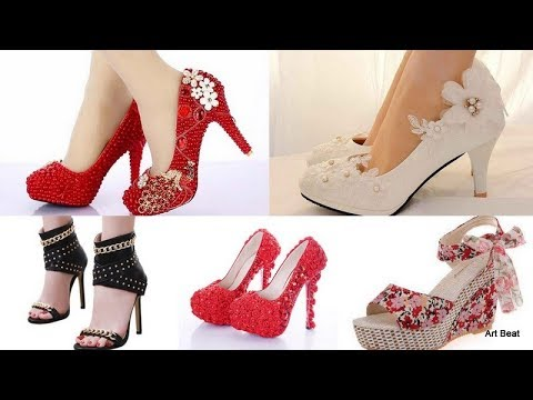 Latest Stylish High Heels For Women - Party Wear Sandals For Girls