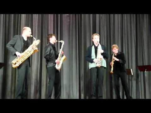 Amstel Quartet - Song for Tony - 10-17-2009