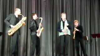 Amstel Quartet - Song for Tony - 10-17-2009