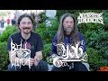 Capture de la vidéo Yob & Bell Witch Studio Tricks: Throwing Amps At The Ground And Noise Tracks I Aggressive Tendencies