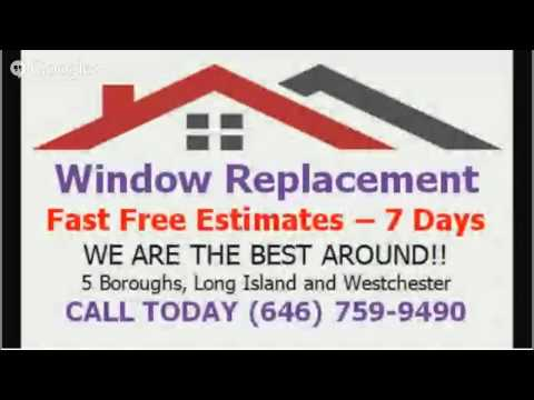replacement windows contractors manhattan