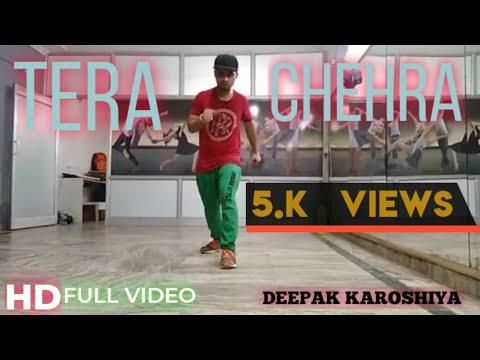 Song Ye Zami Ruk Jaye dancing by Deepak Kumar
