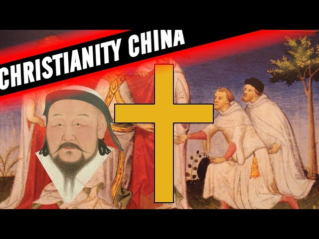 HISTORY OF CHRISTIANITY IN CHINA PART 1 - DOCUMENTARY