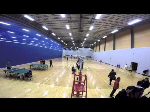 Edmonton Table Tennis:  Friday Night Clean Up
