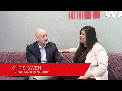 Florida CushTalk, Episode 1 – Chris Owen, Florida Research Manager