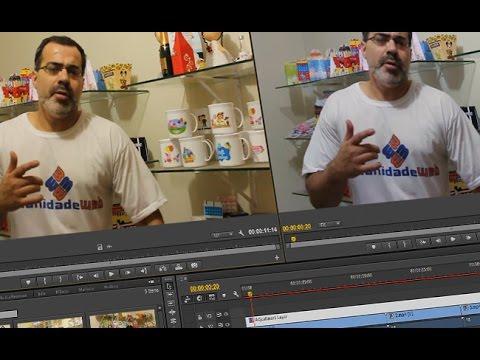 pós-produção de vídeos - tratamento de vídeo
