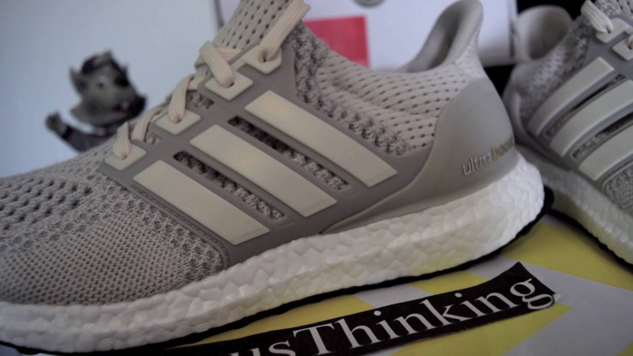 premium selection ecfa3 fdd4b Adidas Ultra Boost LTD Cream Chalk   Best Colorway ! - YouTube