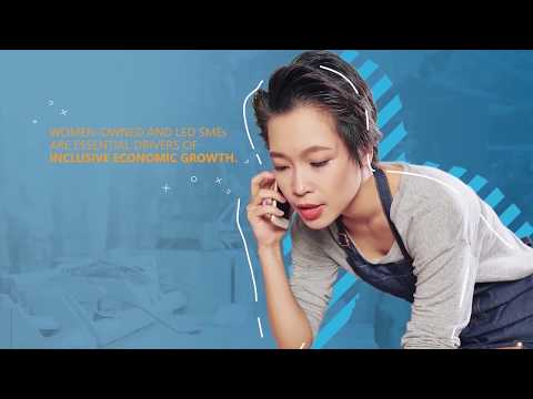 Impact Investing Video Series: Blended Finance for Women's Small and Medium Enterprises (SMEs)
